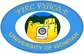 University of Gondar logo